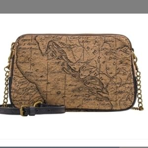 Patricia Nash Designs Chambery Jacquard Handbag Br